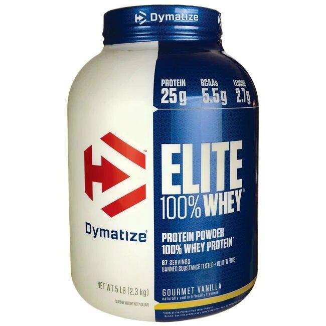 Elite Gourmet Protein DYMATIZE NUTRITION