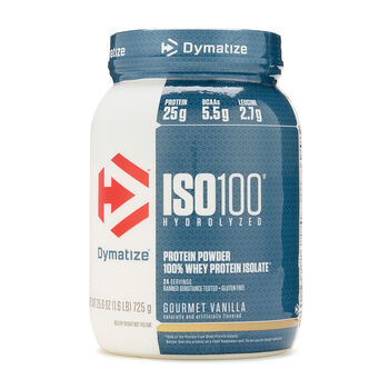 ISO100 DYMATIZE NUTRITION