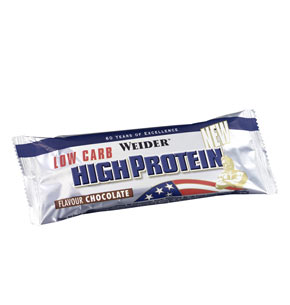 Low carb bar WEIDER NUTRITION