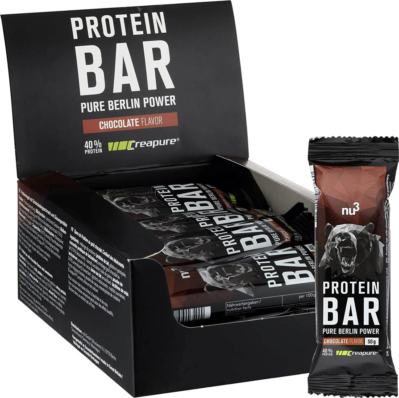nu3 protein bar